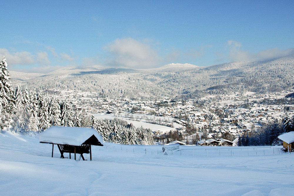 Freizeit Und Erholung In Bodenmais Und Arberland Im Bayerischen Wald