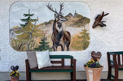 gemütliche Ferienwohnung in Bodenmais am Arber